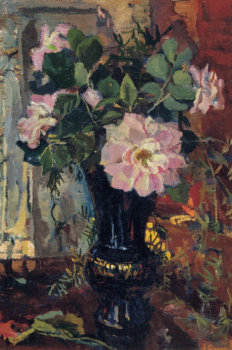 Чайные розы. 1997 г.
