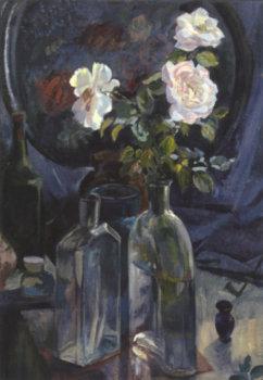 Розы на черном. 1999 г.